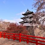 弘前城100年に一度の大改修工事
