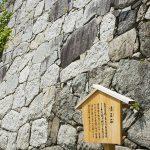石垣に注目!使われている石の違い