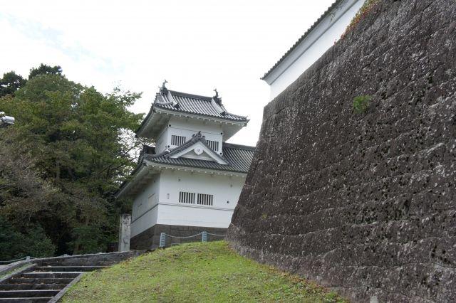仙台城隅櫓