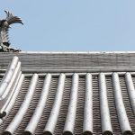 犬山城の鯱が破損、避雷針の役割を全う