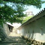 姫路城 内堀内に残された縄張りとは?